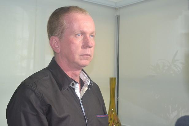 Sergio acredita que a parceria vai fazer o esporte crescer no estado