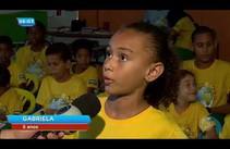 Semana Nacional da Educação Financeira: crianças aprendem como poupar