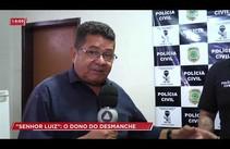 Senhor Luiz: o policial dono do desmanche