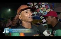 Tradicional Barco de Fogo dá início às festas juninas em Estância