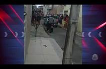 Homem é preso após quase ser linchado pela população no Novo Paraíso