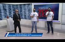 Projeto Toca convida para live na próxima sexta