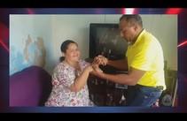 Dona Vera Lúcia precisa de ajuda médica