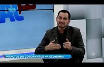 Economista fala sobre os impactos do Coronavírus na economia