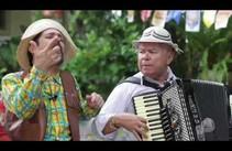 Caçula do Forró canta no Forróbodó