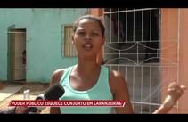 Comunidade reclama do abandono do poder público em povoado de Laranjeiras