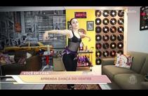 Aprenda dança do ventre no você em Casa