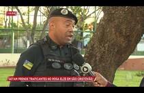 Suspeitos de tráfico são presos em São Cristóvão