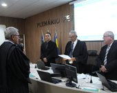 Juiz Edivaldo dos Santos toma posse como membro do TRE-SE