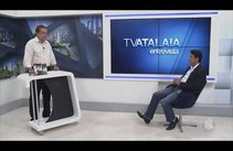 Tv Atalaia Entrevista - Prefeito de Pedra Mole, João José Neto- Bloco 02