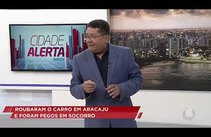 Suspeitos de tráfico de drogas foram presos no conjunto João Alves