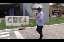Cobra assusta funcionários do CREA