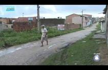 Esgoto a céu aberto prejudica moradores do bairro Moema Meire