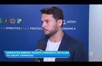 Operação Enedra: Polícia apresenta detalhes sobre grupo criminoso