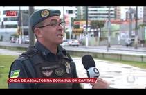 Tenente fala sobre as ondas de assaltos na zona sul de Aracaju