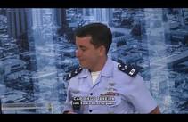 Comandante do espaço aéreo em Sergipe agradece participação do povo em apresentação da Esquadrilha
