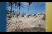 Justiça Federal determina a interdição da entrada de carros na Praia do Saco