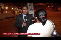 Insegurança: mais uma farmácia é assaltada em Aracaju