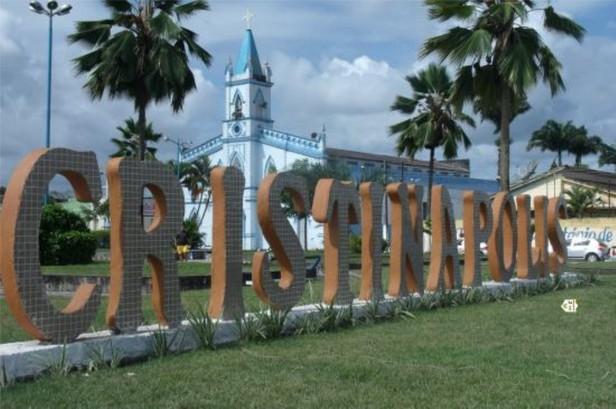 Resultado de imagem para prefeitura cristinapolis