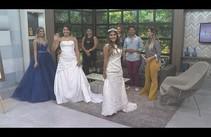 Ânima Centro de Beleza realiza desfile de noivas