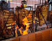 Lá Fora Steak Park - churrasco, hambúrguer e muita diversão no Shopping Jardins